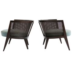 Harvey Probber Lounges | From a unique collection of antique and modern lounge chairs at http://www.1stdibs.com/furniture/seating/lounge-chairs/