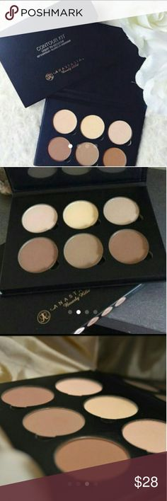 Abh contour kit light to medium Brand new never used authentic & unswatched Anastasia Beverly Hills contour kit light to medium Anastasia Beverly Hills Makeup
