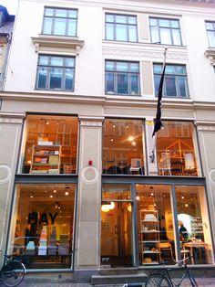 HAY, Pilestræde store,  Copenhagen. Spotted by @missdesignsays