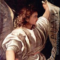 angel portraits   Archangel Gabriel - Channelings, Articles and more on Spirit Library