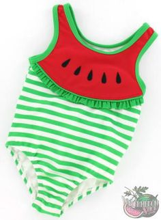 For a watermelon themed bday