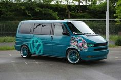 VW T4 TUNING, COOL :)