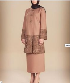 dantelli-anne-takım-modeli-etekli - Ortuluyum.com - Tesettür Giyim Modelleri ve Tesettür Modası Tasarımları