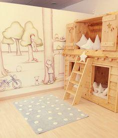 1000 images about camas infantiles on pinterest beds for Muebles infantiles camas