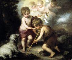 Los niños de la concha Bartolomé Esteban Murillo (1617-1682)