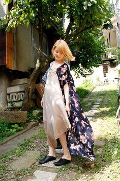 奥浜レイラ | ストリートスナップ | japan tokyo street snap / japanese beauty