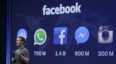 Facebook Report - 51.7% jump in revenue for the final quarter of 2015.  #StatisticalData