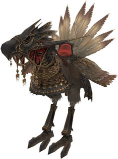 Black Chocobo - The Final Fantasy Wiki - 10 years of having more ...