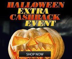Extra Cashback on Halloween shopping at: http://www.shop.com/tllin/HalloweenCashback14-v+260.xhtml