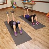 10-Minute supermodel Butt-Toning Workout with Bands (Video)   POPSUGAR Fitness