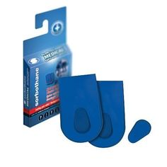 Are you worried about your soaring heels? Use our amazing Sorbothane Medical Blue Heel Pads. See more at http://www.zepcare.co.uk/sorbothane-medical-blue-heel-pad