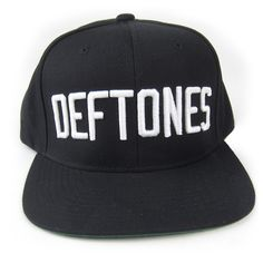 Deftones: All City Hat - Black