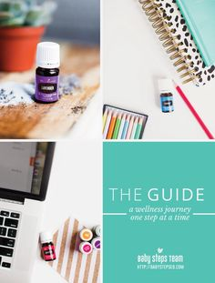 Get started using your Young Living Essential Oils with this informative handbook compliments of the Baby Steps Team!