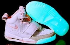 Nike Air Yeezy Glow In The Dark Womens Shoes!