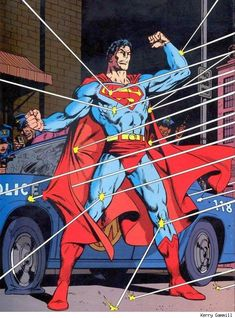 Superman |  by Kerry Gammill