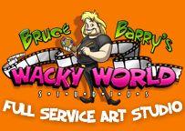 Wacky World Studios Full Service Art Studio