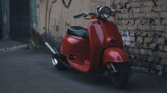 Honda Giorno 92 on Behance