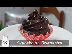 Cupcake de Brigadeiro - YouTube