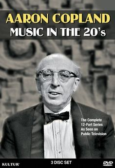 Old American Songs by Aaron Copland, Five selections - YouTube