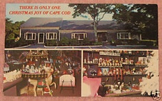 Christmas Joy store ~ Chatham MA I grew up near this store. Miss it !