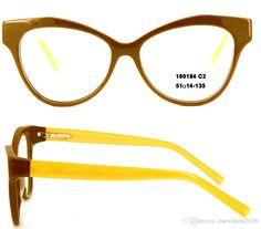 new arrival 2017 fashion women acetate glasses frames cat eye optical classic eyeglass frame full rim designer glasses vintage acetate frame