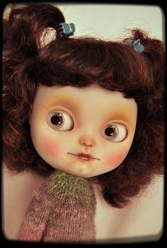 Custom 27 My Baby ooak Icy Doll by BlytheinWonderland on Etsy, $250.00