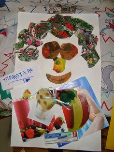 ΤΑ ΝΗΠΙΑ ΤΑΞΙΔΕΥΟΥΝ....7ο ΝΗΠΙΑΓΩΓΕΙΟ ΙΩΑΝΝΙΝΩΝ: ΥΓΙΕΙΝΗ ΔΙΑΤΡΟΦΗ... Gift Wrapping, Nutrition, Diet, Inspired, Fruit, Vegetables, Projects, Blog, Inspiration