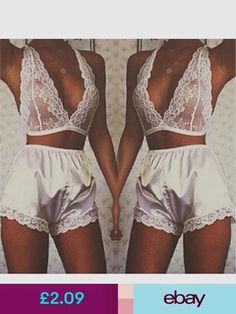 7b33d7bcb4 underwear white shorts silk satin lace bra bralette lace bralette lingerie  lingerie set nightwear sexy see through