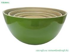 pressed bamboo salad bowls - Google Search Salad Bowls, Bamboo, Google Search, Tableware, Dinnerware, Tablewares, Dishes, Place Settings