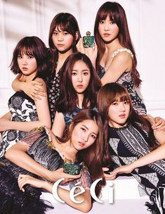 G-Friend - Céci Campus Magazine October Issue Gfriend And Bts, Sinb Gfriend, Kpop Girl Groups, Korean Girl Groups, Kpop Girls, G Friend, Friend Zone, Bubblegum Pop, Olive Young