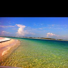 Shell Beach Island, Panama City Beach, Florida