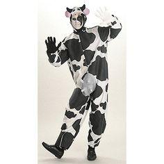 Cow Adult Funny Halloween Costume - $29.99 - tvdance.com