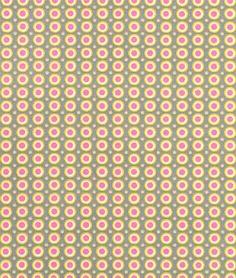 $8.75/yd Amy Butler Happy Dots Grey Fabric