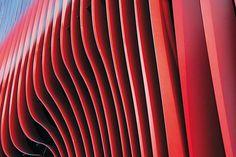 Museum und Kulturzentrum // molo design, Frank La Rivière Architects,   d/dt Arch // Aomori, Japan