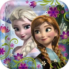 Disney's Frozen Party 9