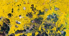 Satellite Image of Canola flower fields in the mountains of Luoping County, China. Canola Flower, Robert Smithson, Earth From Space, New Perspective, Affordable Art, Flower Seeds, Aerial View, Landscape Architecture, Planets