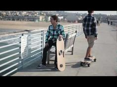 The ZBoard Electric Skateboard Promo