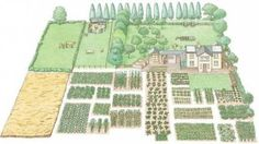 My dream to own a smallholding, with chickens and pigs and cows and sheep and fruit and vegetables.