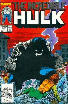 Incredible Hulk (1962-1999 1st Series) 333JCPENNEY