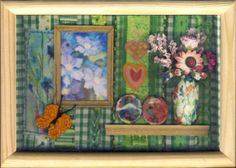 MIXED MEDIA PICTURE 3D SHADOW BOX MINIATURES STILL LIFE DIORAMA | eBay Shadow Box, Diorama, Still Life, Mixed Media, Miniatures, 3d, Frame, Pictures, Ebay