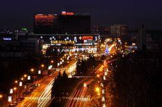 Hotel Rzeszów by night