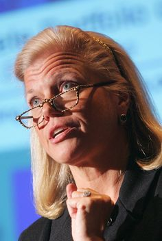 IBM CEO Ginni Rometty—When Fortune launched its annual list of the 50 most powerful women in business, most members came from advertising, media, and publishing -- with no one heading blue chip firms. No more.