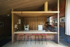 Fern Tree House (1969) revisited | ArchitectureAU