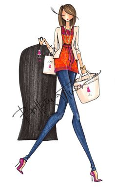 Brittany Fuson: custom girlies