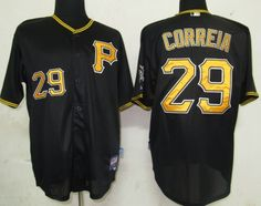 MLB Pittsburgh Pirates jersey 054