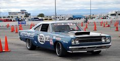 '68 Road Runner owned and raced by Dan, a Marine Corp Vet and awesome dude! :)