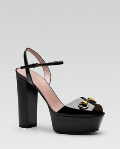 Gucci Claudie Patent Ankle Strap Chunky High Heel Sandal http://picvpic.com/women-shoes-sandals/1070508-gucci-claudie-patent-ankle-strap-chunky-high-heel-sandal#black