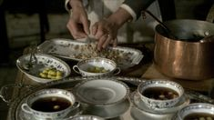 Babette's Feast : a movie about so much more than food, but the food scenes are wonderful.
