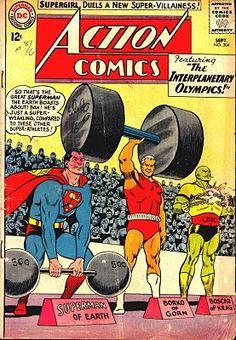 Action Comics 1956