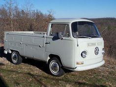 1969 Volkswagen Single Cab